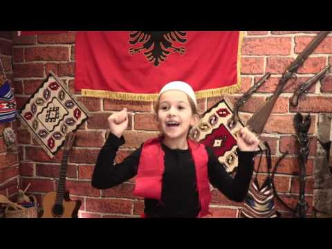 Viola Naim Kleqka ..Pushk e Qifteli (Official Video HD)