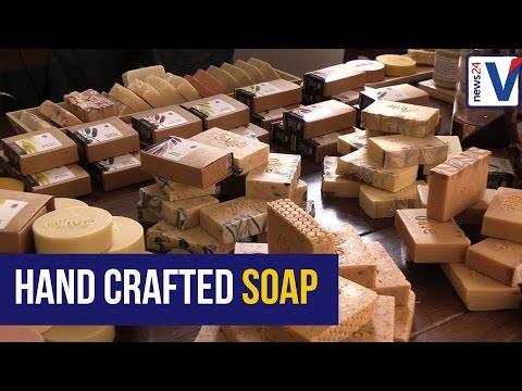 Natural soap entrepreneur Zikhona Tefu shares her journey with us 01