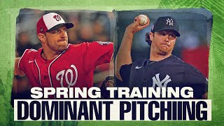 Dominant Pitching from Spring Training | Yankees' ...