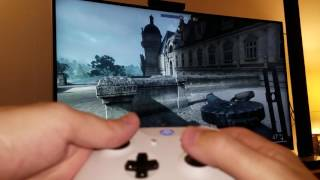 Testing 60fps & lag on PS4PRO vs Xbox One S BATTLEFIELD 1 Multi-player