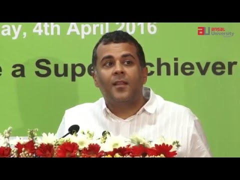 Chetan Bhagat PLS on 4th April 2016