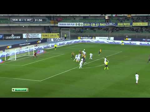 Stagione 2014/2015 - Verona vs. Inter (0:3)