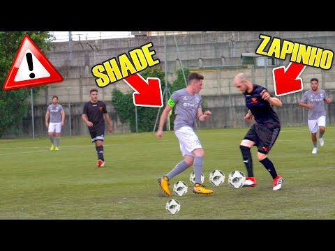 I2BOMBER VS NAZIONALE HIP HOP - Zapinho VS SHADE