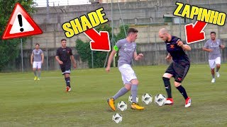 I2BOMBER VS NAZIONALE HIP HOP - Zapinho VS SHADE