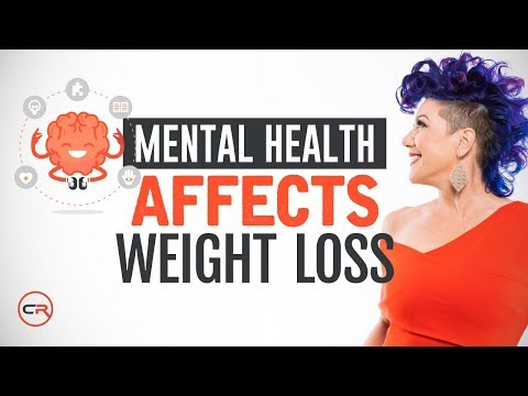 Keeping A Positive Mindset For Weight Loss (Mental Health Tips For Weight Loss!)