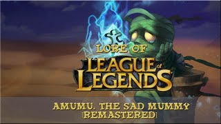 Lore of League of Legends - Greed And Tears