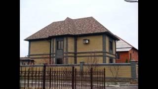 видео Вентилируемый фасад для частного дома, коттеджа