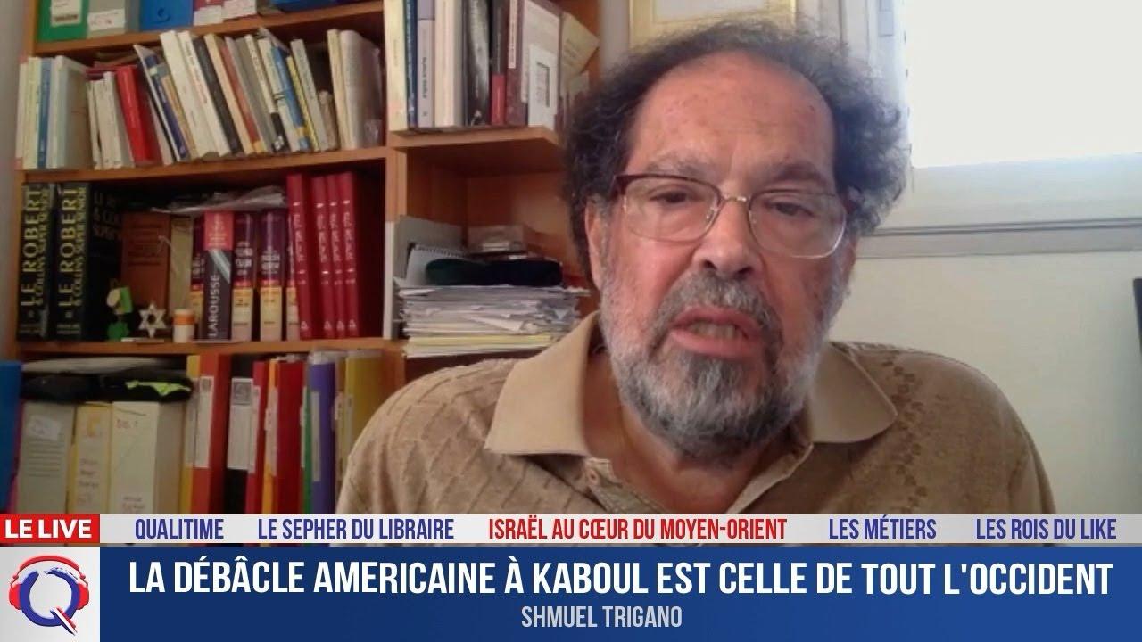 La Débâcle Americaine À Kaboul Est Celle De Tout L'occident - IMO#148