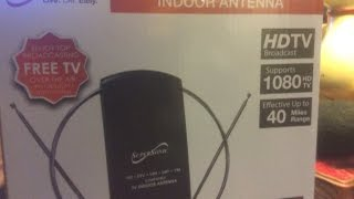 The Guy From Pittsburgh.  Episode # 689.  Supersonic HD Digital Indoor Antenna Review