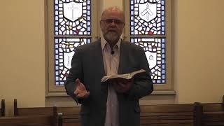 Diário de um pastor, Reverendo Juarez Marcondes Filho, Salmo 6, 01/05/2020
