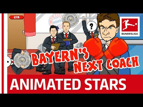 Bayern Munich's Search For a New Coach - Powered by 442oons