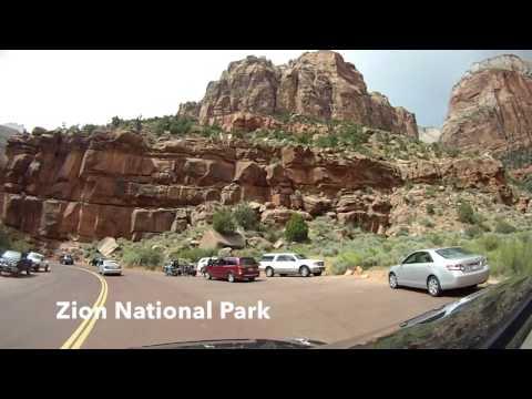 WA to NM (Southwest) Road Trip 2014
