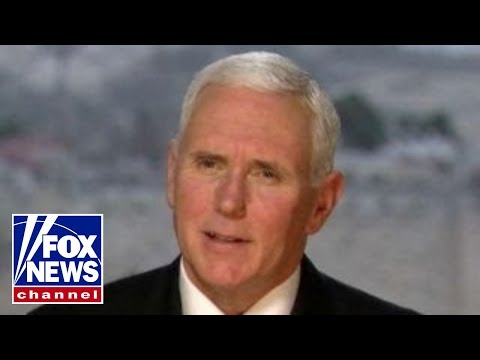 Pence on Iran nuclear deal, North Korea, government shutdown