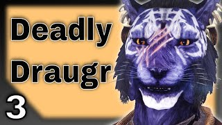 Deadly Draugr - A Skyrim Adventure Movie with Inigo