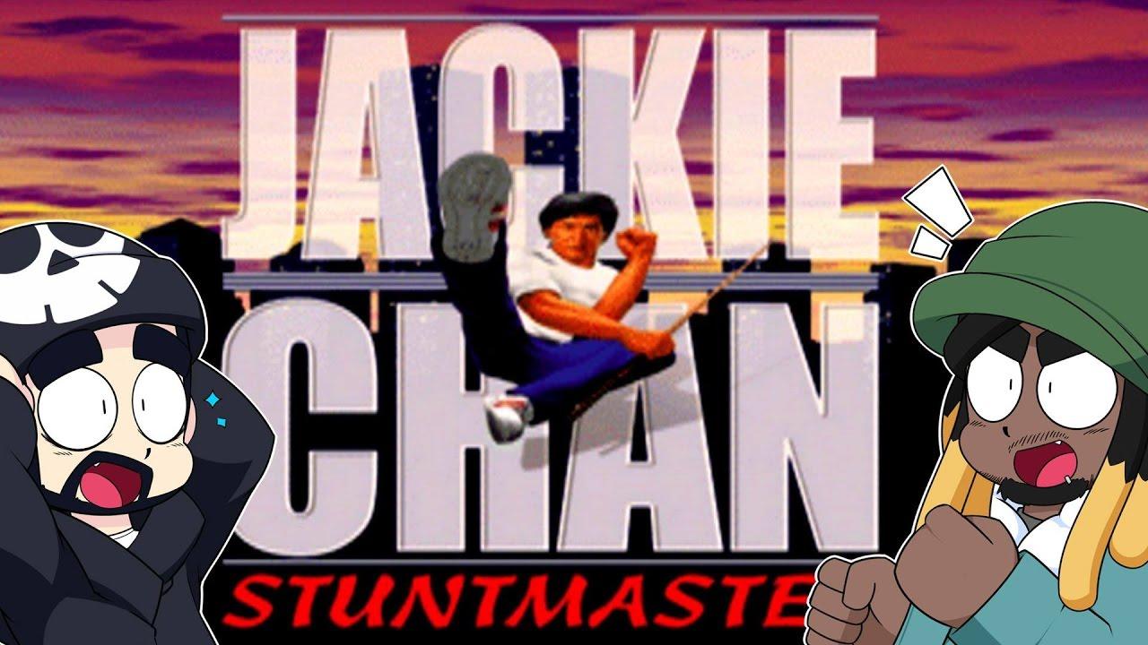 jackie chan stuntmaster pc