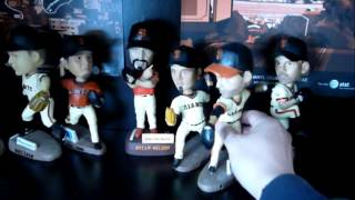 Giants Bobblehead Display Case Part 3 Of 3