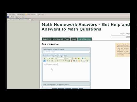 free-math-answers-online