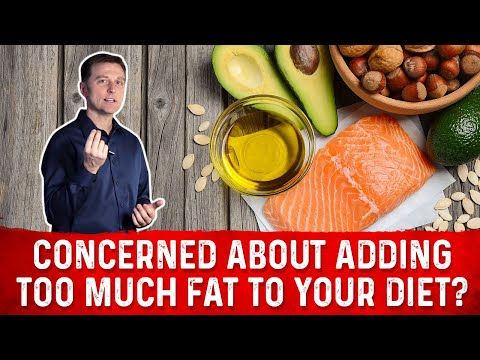 Concerned About Adding Too Much Fat to Your Diet?