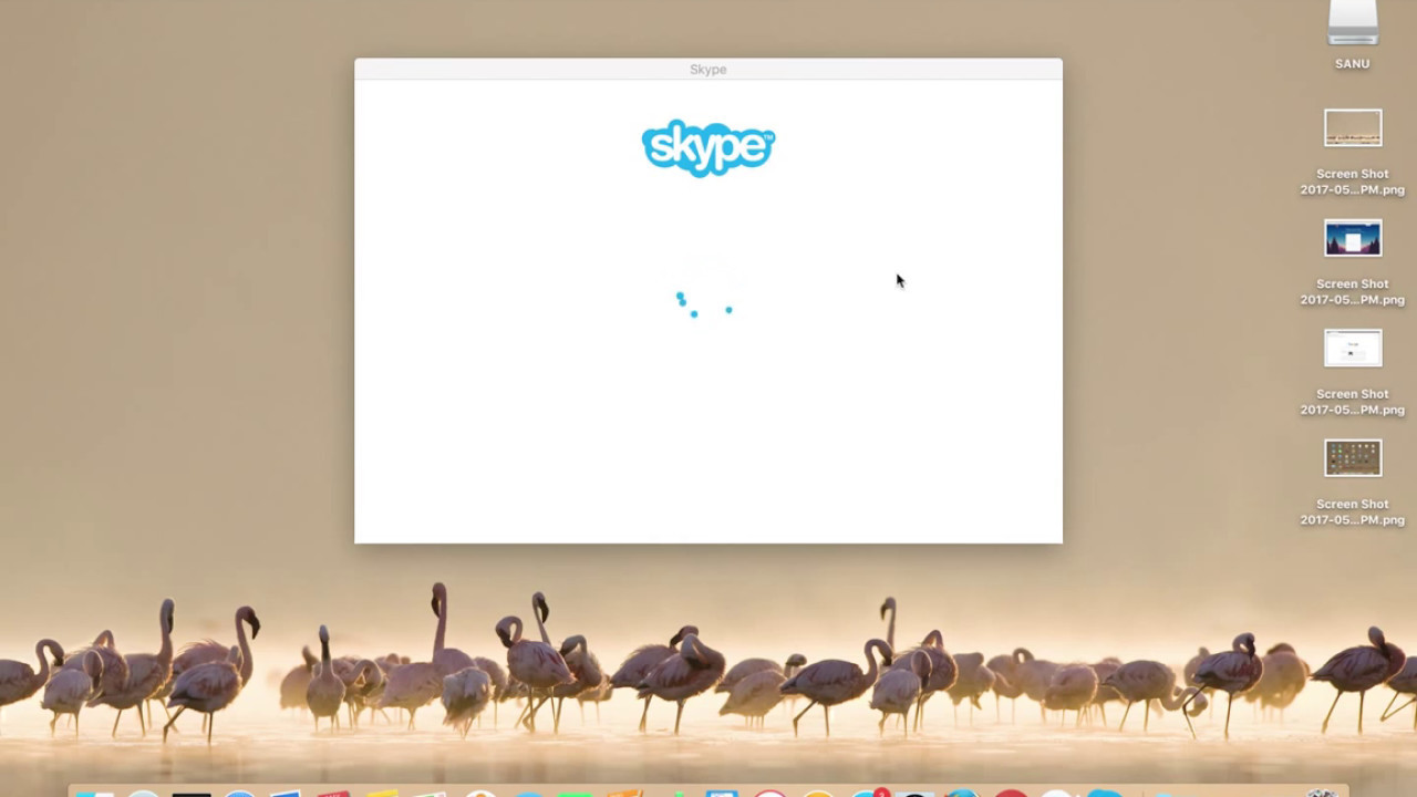 how to install skype on macbook
