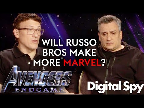 Avengers: Endgame Interview Anthony & Joe Russo - Will They Do More Marvel Movies?