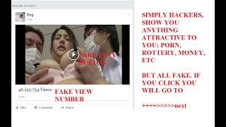 HOW HACKERS POST SEX VIDEOS ON YOUR FACEBOOK?