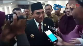 Download Video Pernyataan Edy Rahmayadi Terkait Chants Edy Out dan Wartawan Harus Baik MP3 3GP MP4