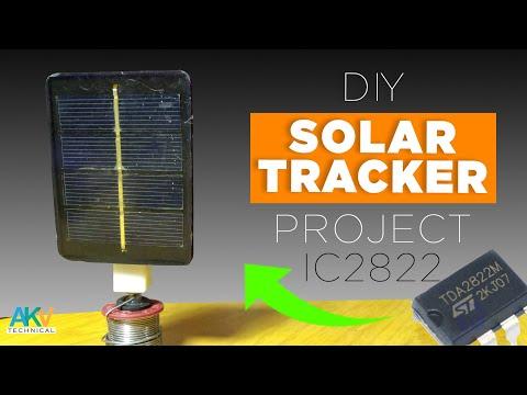 Diy Solar tracker system | इसे बना लो सोलर हमेशा सूरज की ओर ही रहेगा