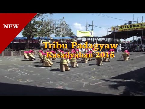 Kasadyahan Festival 2016 Tribu Padagyaw - Philippines Travel Site