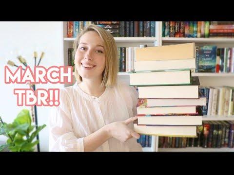 March TBR!! (Lol Help)