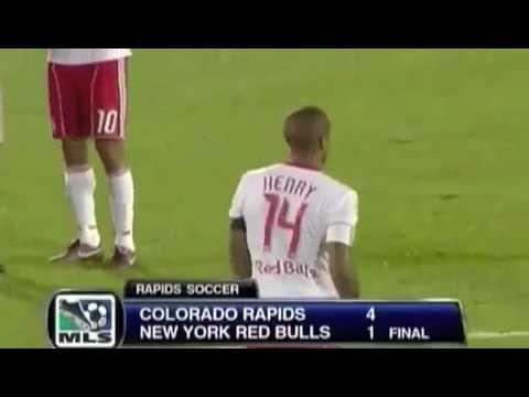 Thierry Henry vs Colorado Rapids 2011 Away