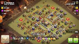 Syrian Wolf 3 Vs Sons of Bears | Clear Th11 Bases 💪