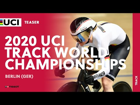 Teaser | 2020 UCI Track Cycling World Championships Presented By Tissot