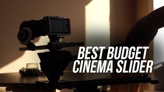 Best $100 Cinema Slider?: Neewer Carbon Fiber Camera Slider Review