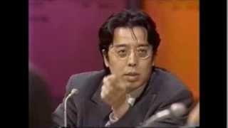 小林よしのりが、明治から昭和前期にかけて活動したアジア主義者の巨頭で玄洋社の総帥の頭山満について語る。