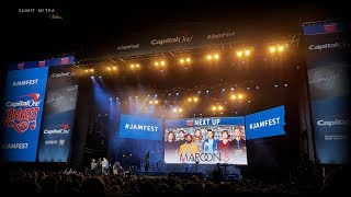 Maroon 5 live in NCAA Final Four 2018 San Antonio Full HD