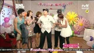 SNL Korea S4 Ep17 - Jay Park cut (150613) rus sub