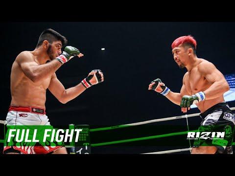 Full Fight | ホベルト・サトシ・ソウザ vs. 廣田瑞人 / Roberto Satoshi Souza vs. Mizuto Hirota - RIZIN.17