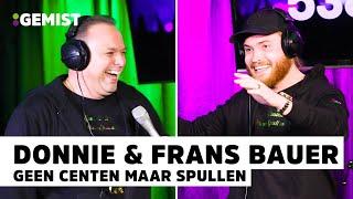 Donnie ft. Frans Bauer - Geen Centen, Maar Spullen | Live bij 538