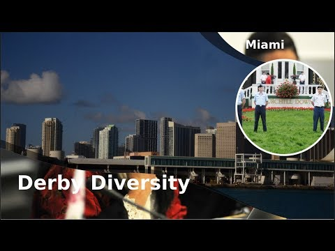 DDBS-The Rise of Block Chain-Business Diversity-Horse Racing-Miami FL