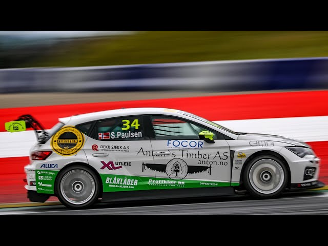 Red Bull Ring Race Weekend TCR Europe - VLog93