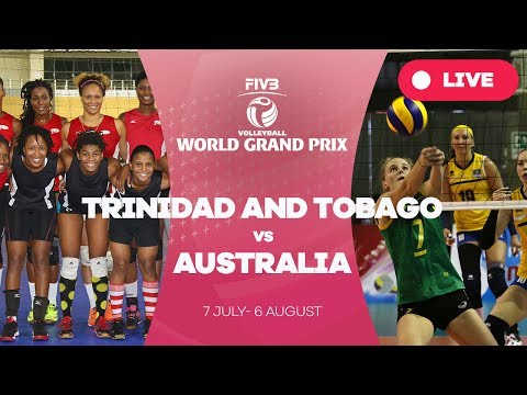 Trinidad & Tobago v Australia - Group 3: 2017 FIVB Volleyball World Grand Prix