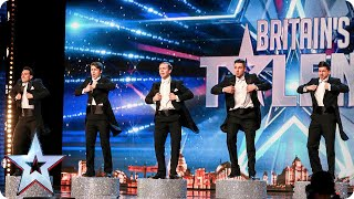 Will Beat Brothers charm the Judges with their tap dance? | Britain