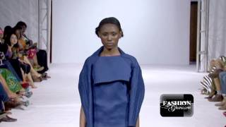 [HD] Sarah Duah @ Ghana Fashion & Design Week 2013 / Day 2 - Ready To Wear