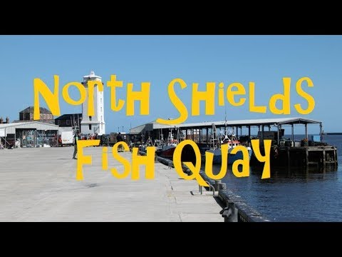 North Shields Fish Quay - October 2017