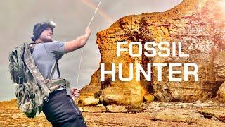 Fossil Hunter Treks for 6 Hours, here's what we found! Jurassic Fossil Bones