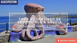 Top things to do in Santiago de Compostelo and Galicia