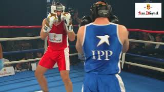 IPP White Collar Boxing Singapore May 2018 - Bout 7