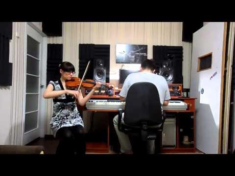 Ибрагим Паша играет на скрипке