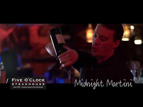 5 O'Clock Midnight Martini HD