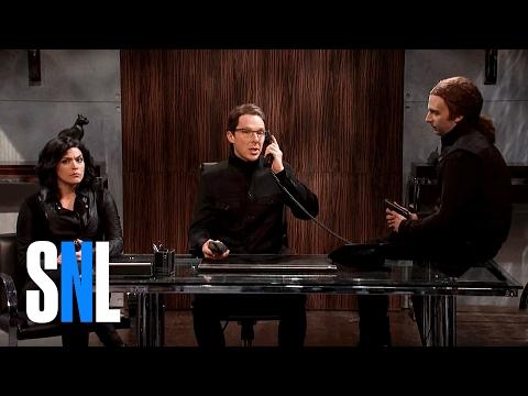 Criminal Mastermind - SNL